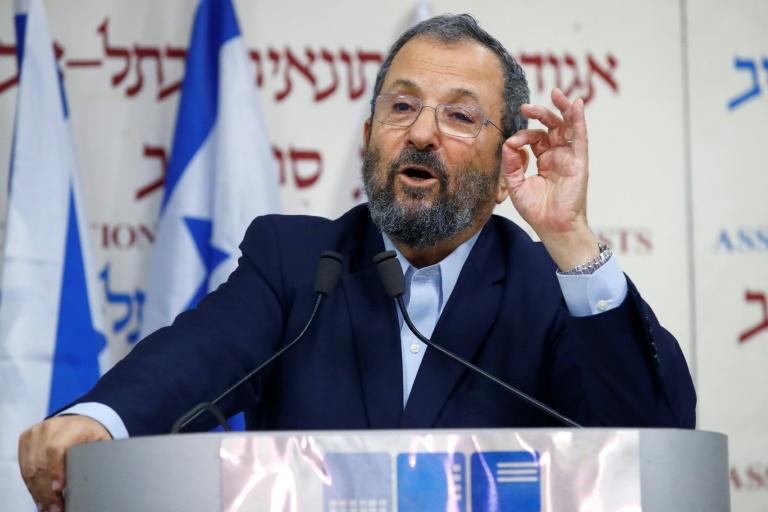 Israels Barak defiant after criticism over Epstein links