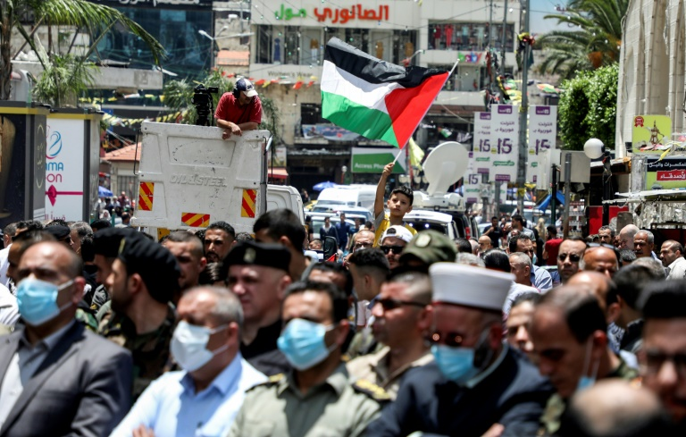 Israelis fear West Bank annexation will spark Palestinian uprising