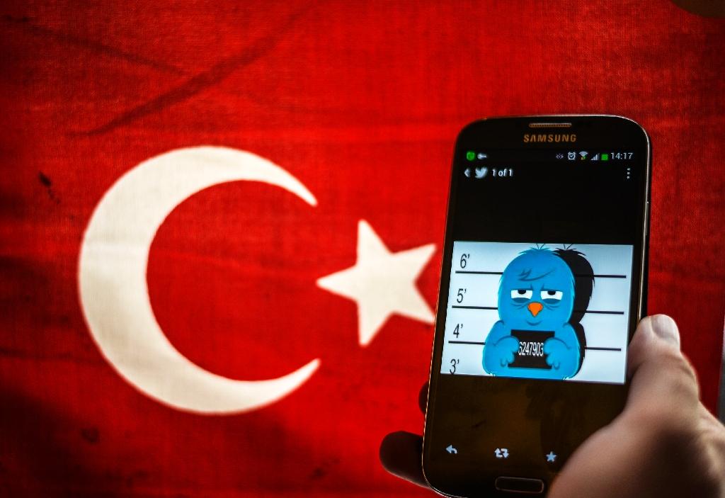 Turkey 'restricts' Facebook, Twitter at schools