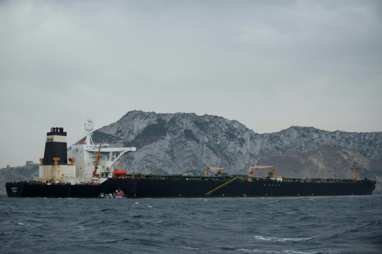 Iran minister vows to respond to UK detaining oil tanker