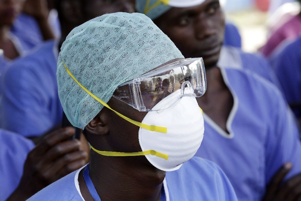 """The WHO will announce the end of a two-year Ebola outbreak on January 15, 2016, to """"mark 42 days since the last Ebola cases in Liberia were tested negative"""""""