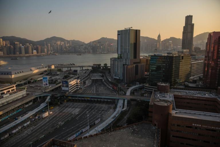 Were next: Hong Kongers rally for Chinas Uighurs