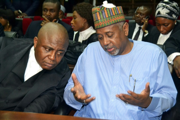 Nigeria frees former top official accused of graft