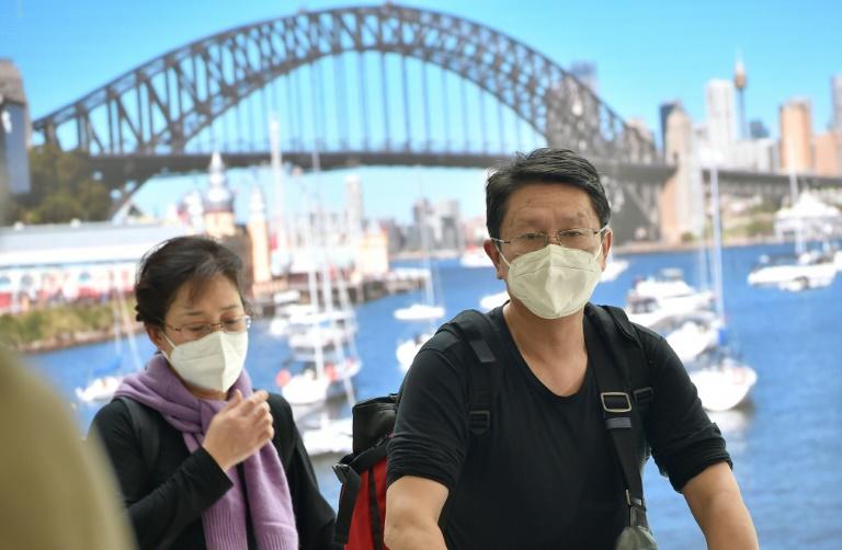 Australia warns virus pandemic now upon us