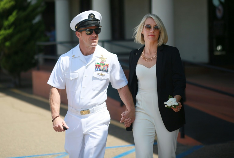 US Navy SEAL found not guilty of murder in war crimes trial