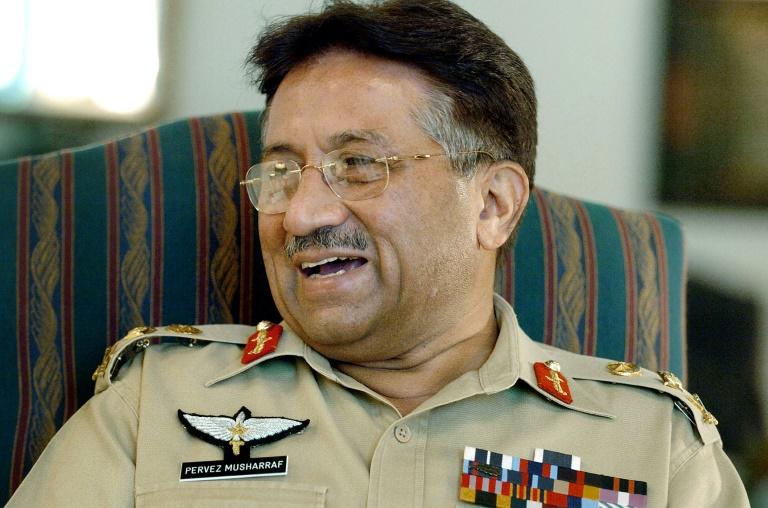 Pakistan court annuls Musharaffs death sentence