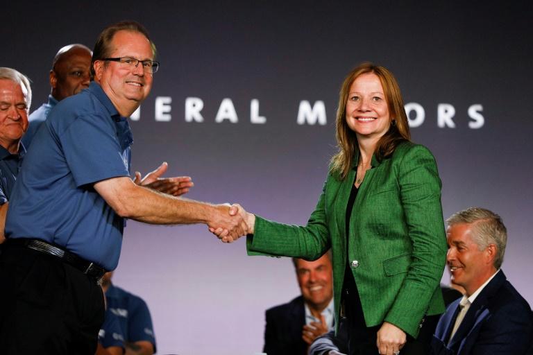 UAW scandal, weakening car sales mean tough contract talks