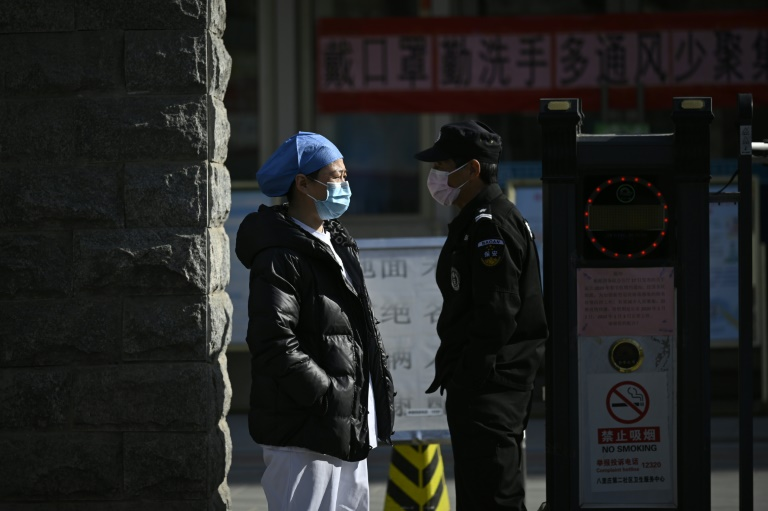 China virus death toll rises to 304 with 45 new fatalities: govt