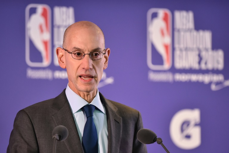 NBA chief Silver stands firm as China backlash mounts