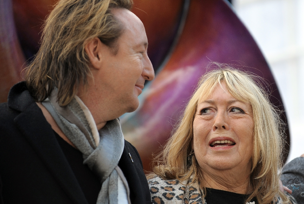 Cynthia, first wife of John Lennon, dies: son