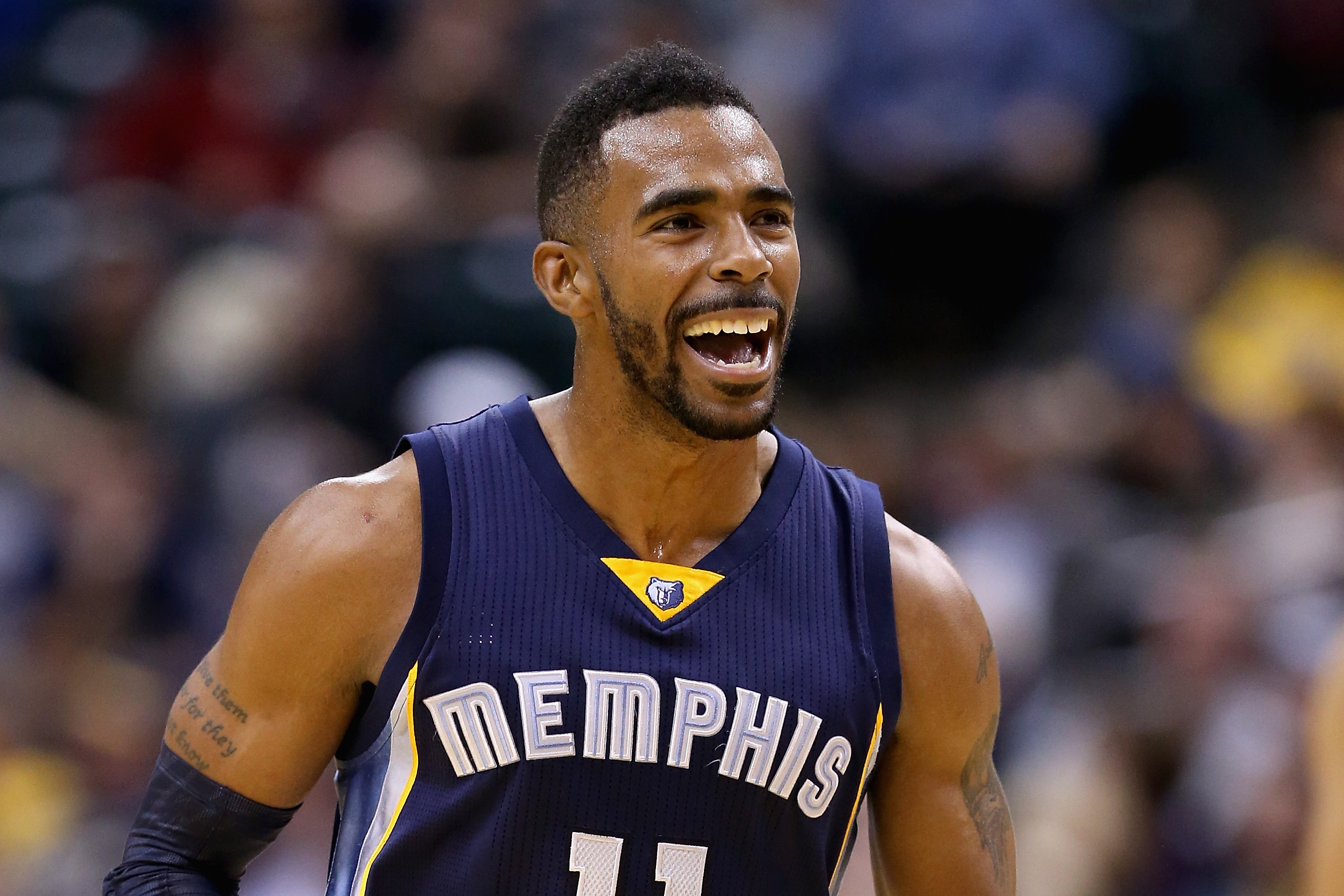 Mike Conley earned a  million dollar salary, leaving the net worth at 2 million in 2017