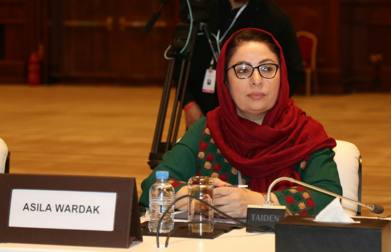 Afghan women note Taliban shift after Doha talks