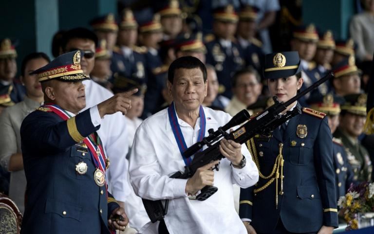 Murders of land activists spike under Philippines Duterte: watchdog