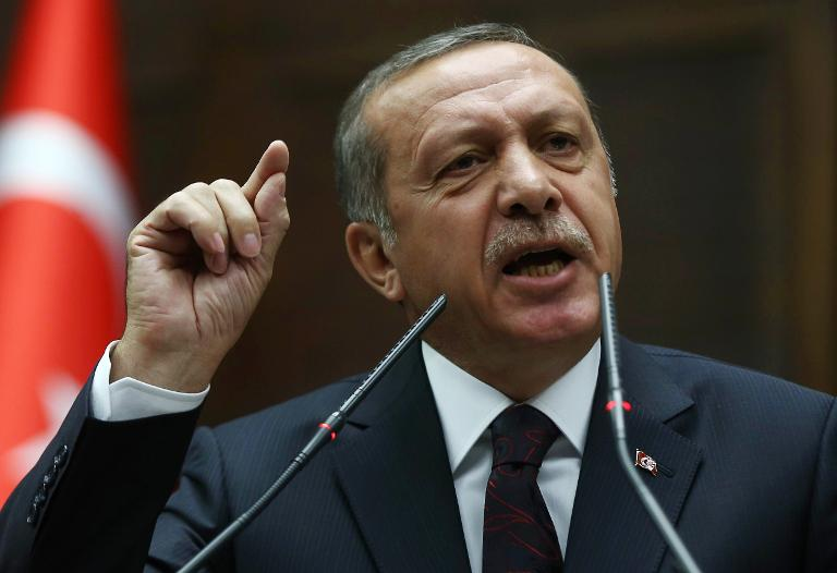 Turkey PM threatens to 'go after' Twitter for tax evasion