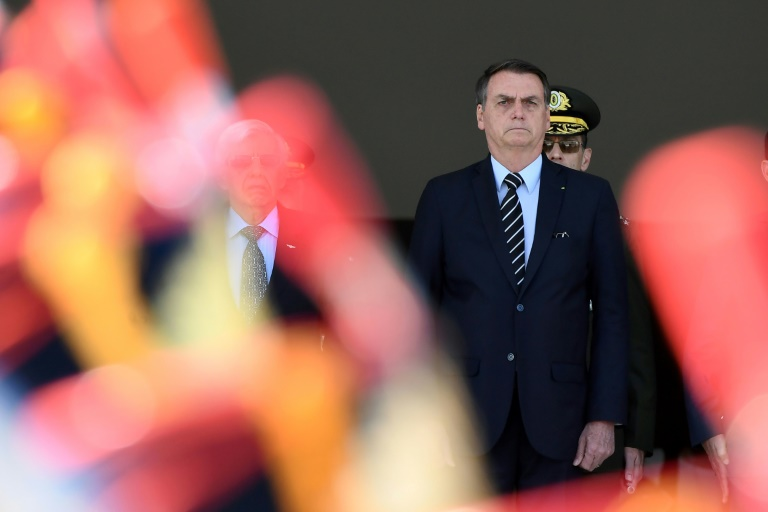 Gun control wont prevent deadly shootings: Brazils Bolsonaro