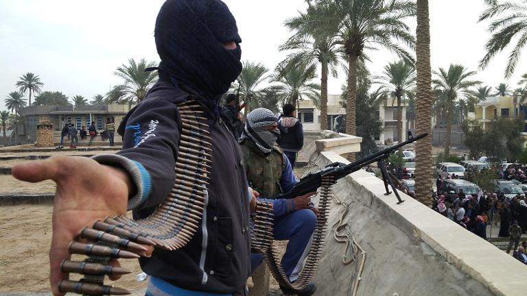 """Guerra santa"" pode eclodir no Iraque"