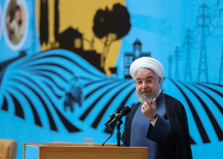 Iran president makes case for talks as G7 gambit slammed