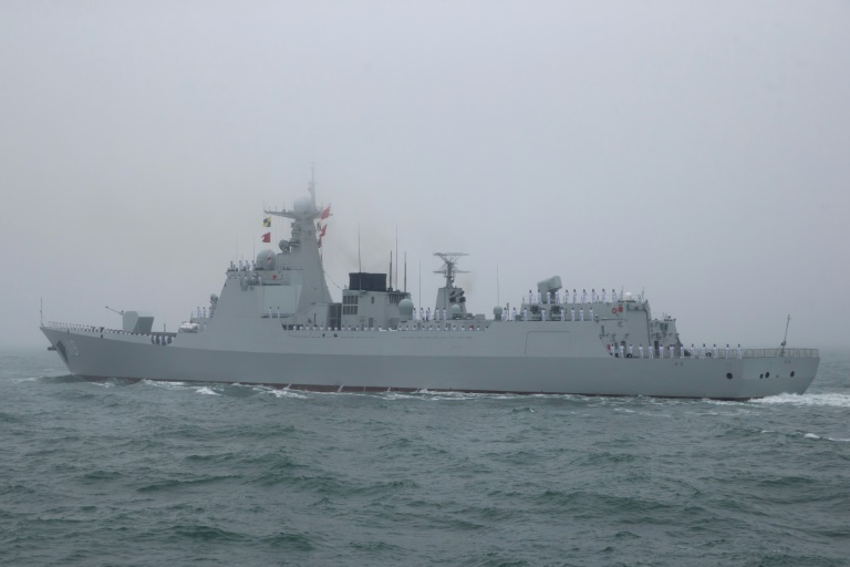 China, Russia, Iran to hold joint naval drills