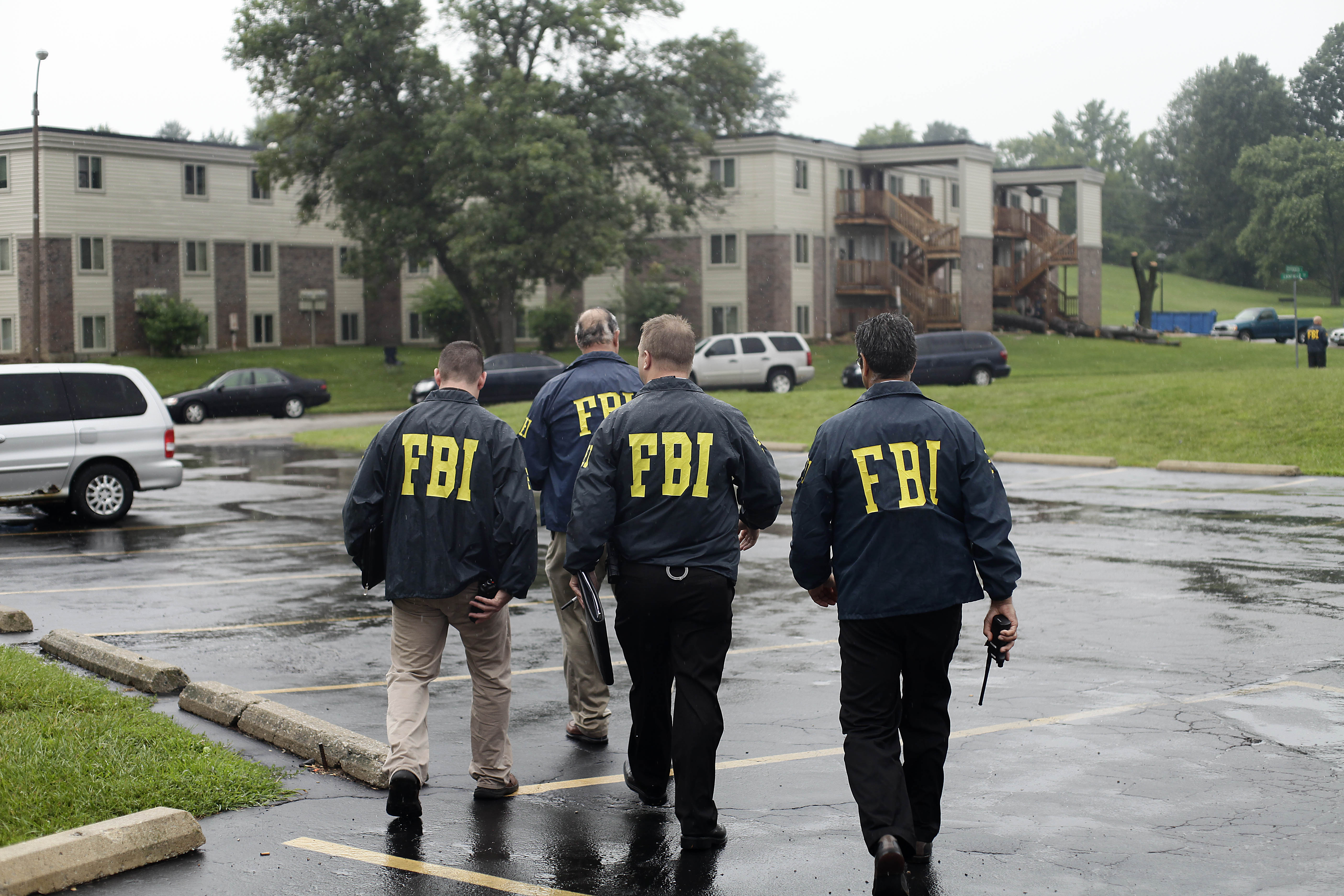 FBI under fire for 'completely unacceptable' act
