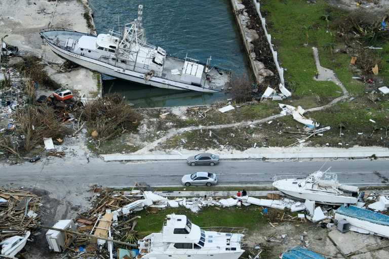 More than 76,000 in hurricane-hit Bahamas may need food, other aid: WFP