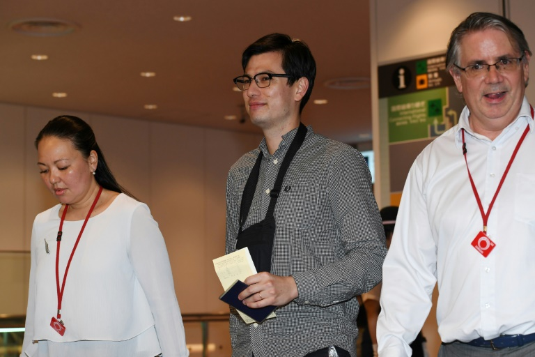 Australian student detained in North Korea released