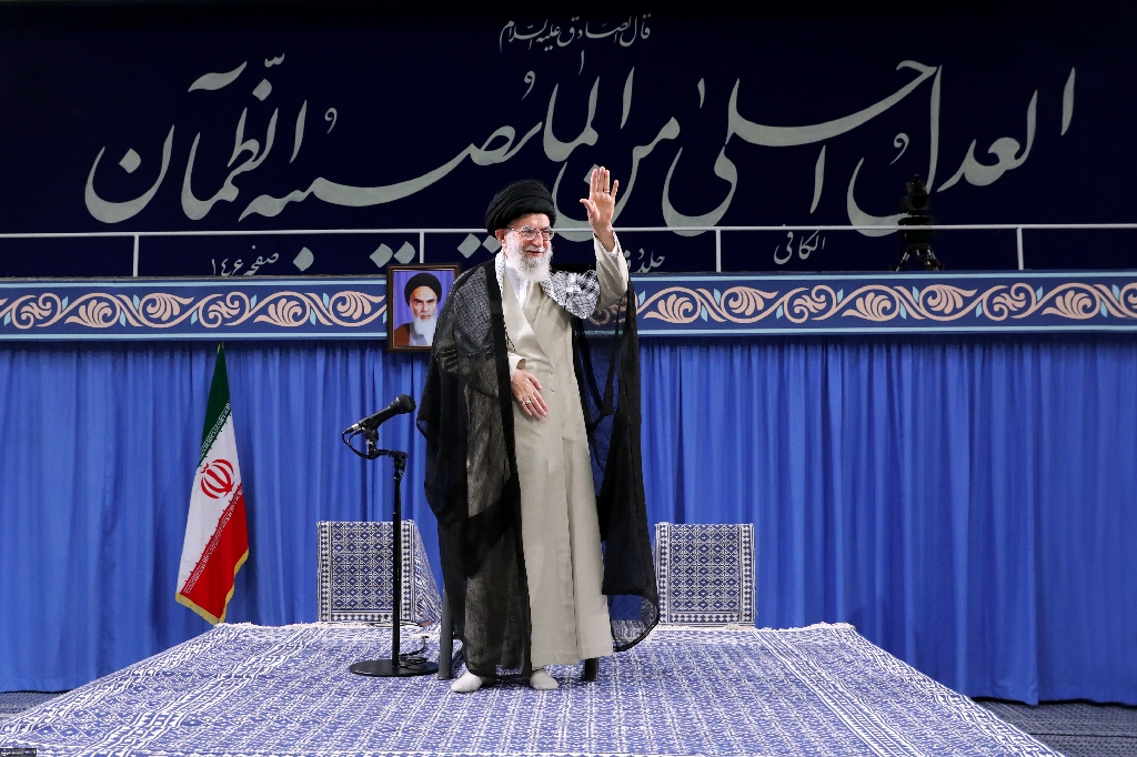 Iran unbowed by US insults, says supreme leader Khamenei