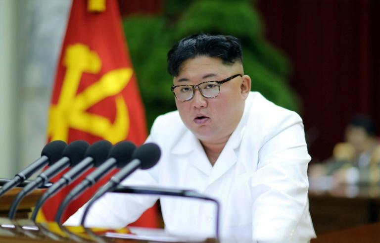North Koreas Kim warns of grave economic challenge
