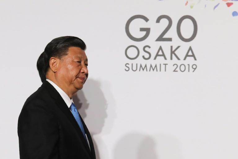 China warns of severe threats to global order at G20