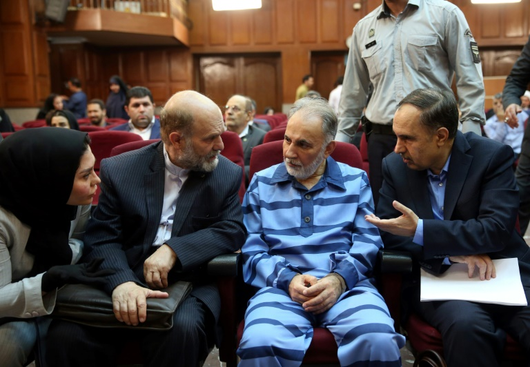 Ex-Tehran mayor sentenced to death over wifes murder