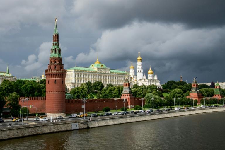Unexploded WWII bomb found in Kremlin