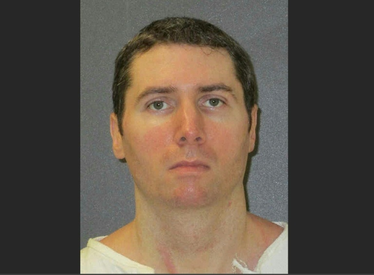 Texas executes ex-leader of white supremacist gang for murder