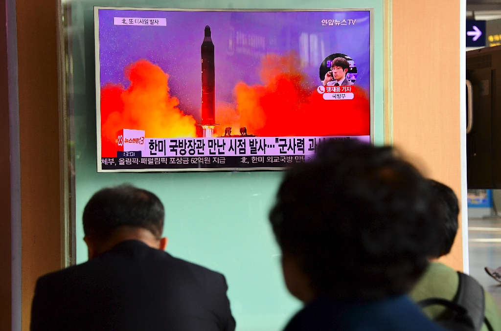 Denuclearizing N. Korea a 'lost cause,' US intel chief says