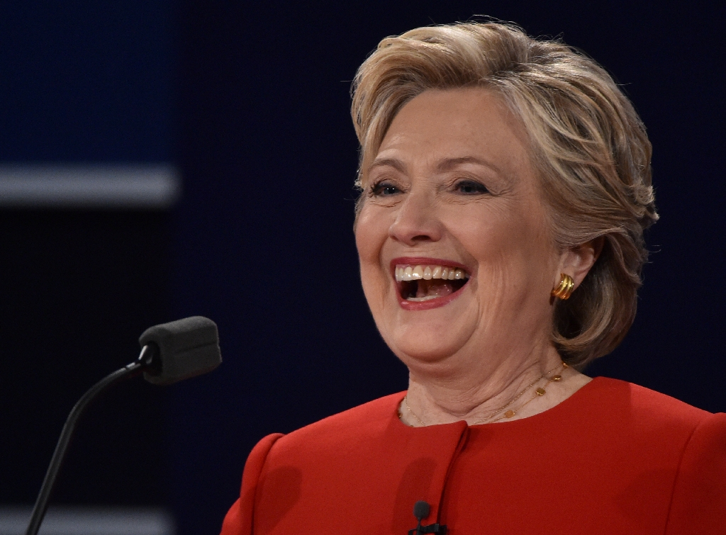 Clinton leads 1-0 after debate -- but no game-changer