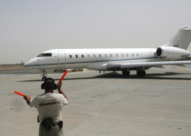 US military jet crashes in Taliban territory in Afghanistan