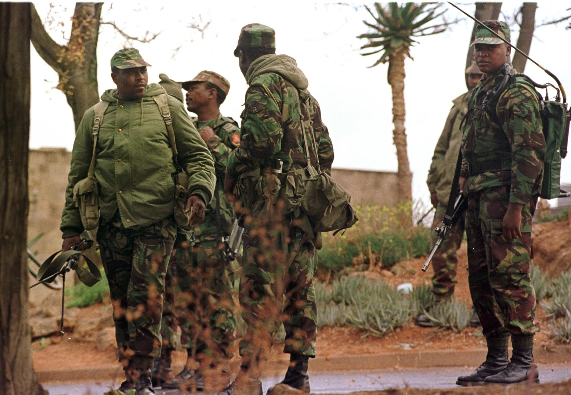 Minister: Lesotho military seize police HQ, jam radio stations