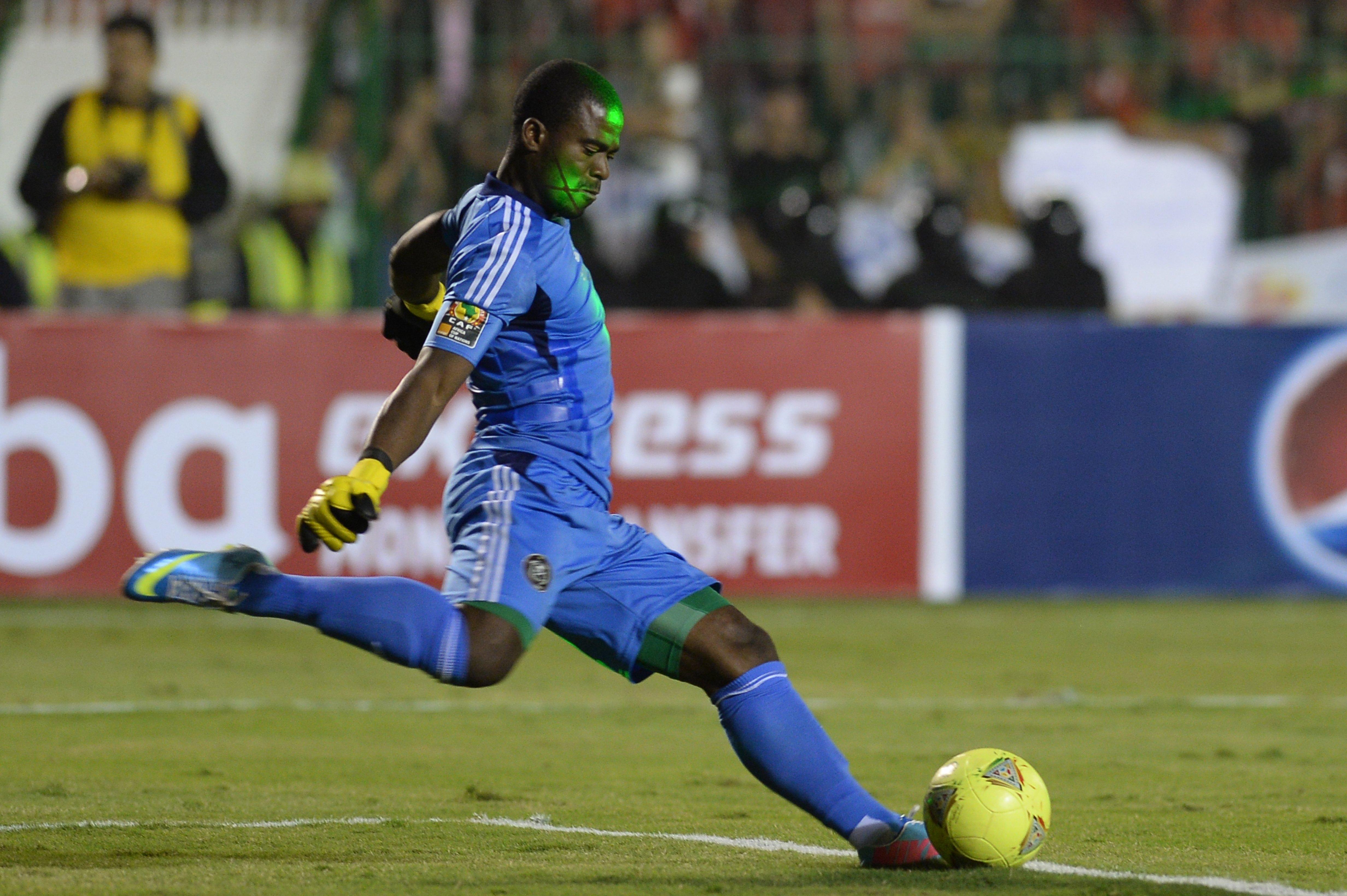 Joyous celebration for slain South African football captain