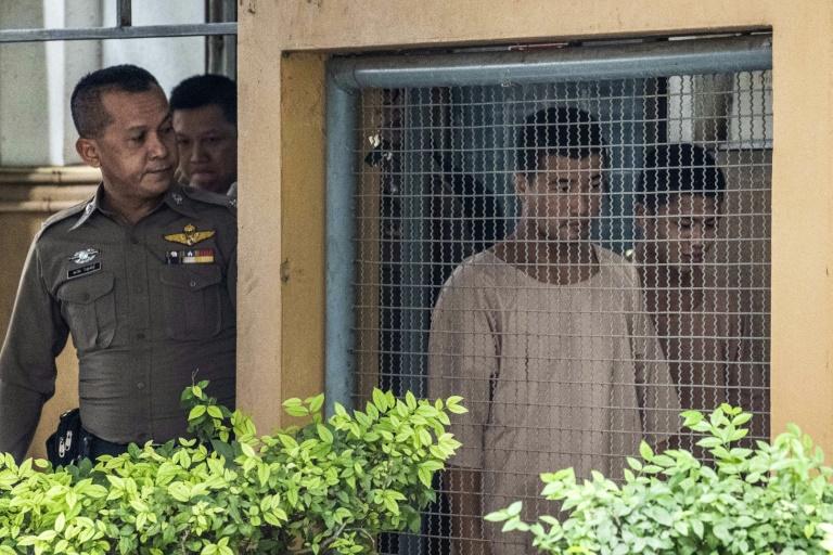 Myanmar pair await final appeal ruling over Brit killings in Thailand
