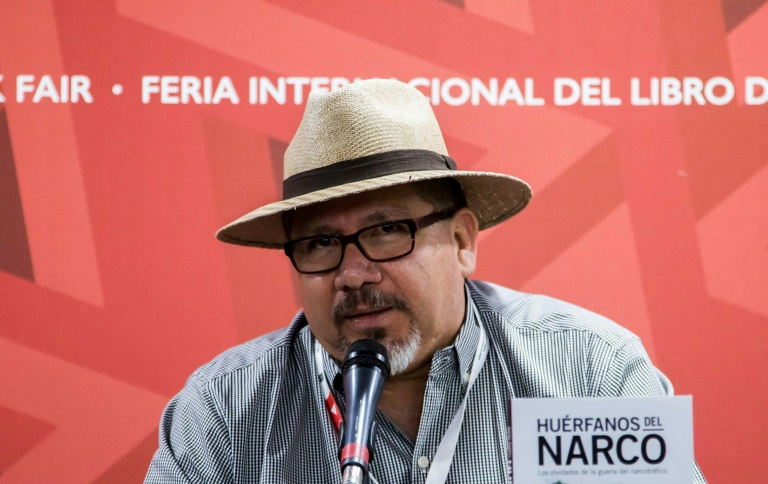Mexico seeks US extradition of drug lords son for reporter murder