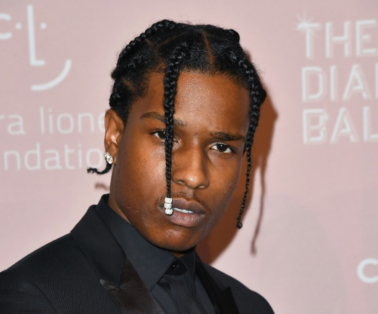 US rapper A$AP Rocky faces trial over alleged assault in Sweden