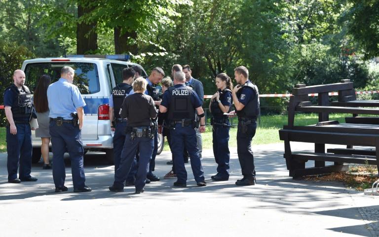 US sees Russia behind murder of Georgian in Germany: report