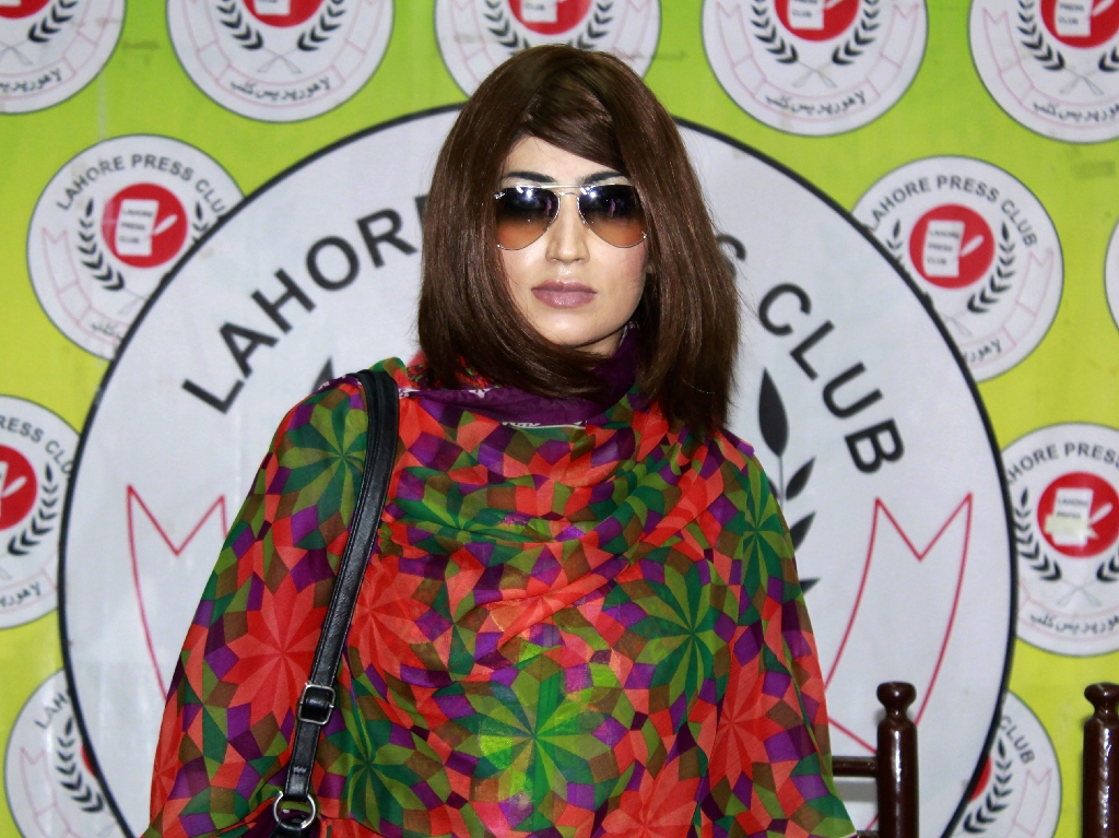 Pakistani court charges brother in killing of social media star