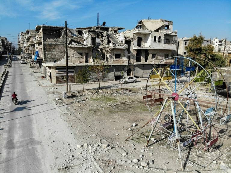 Syria regime advances in Idlib, nine civilians killed