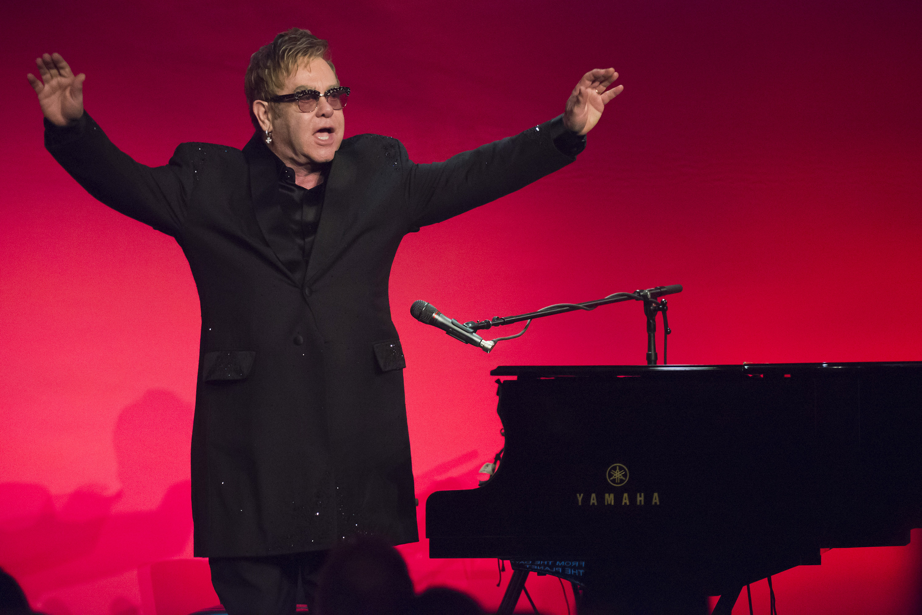 Elton John's bold words about Pope Francis