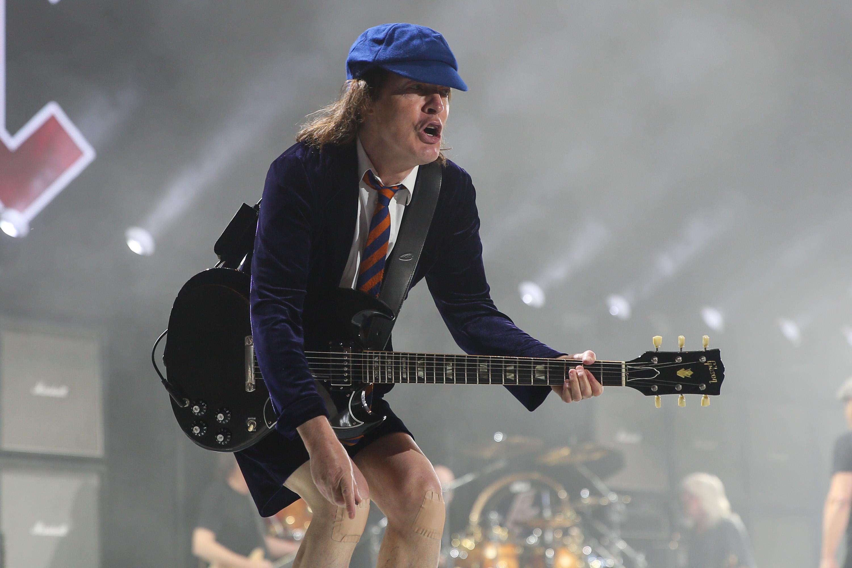 AP Source: AC/DC finally heading to Spotify