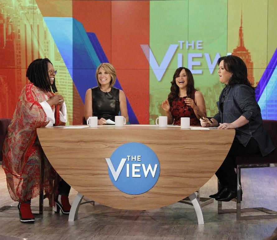 Big change comes to 'The View'