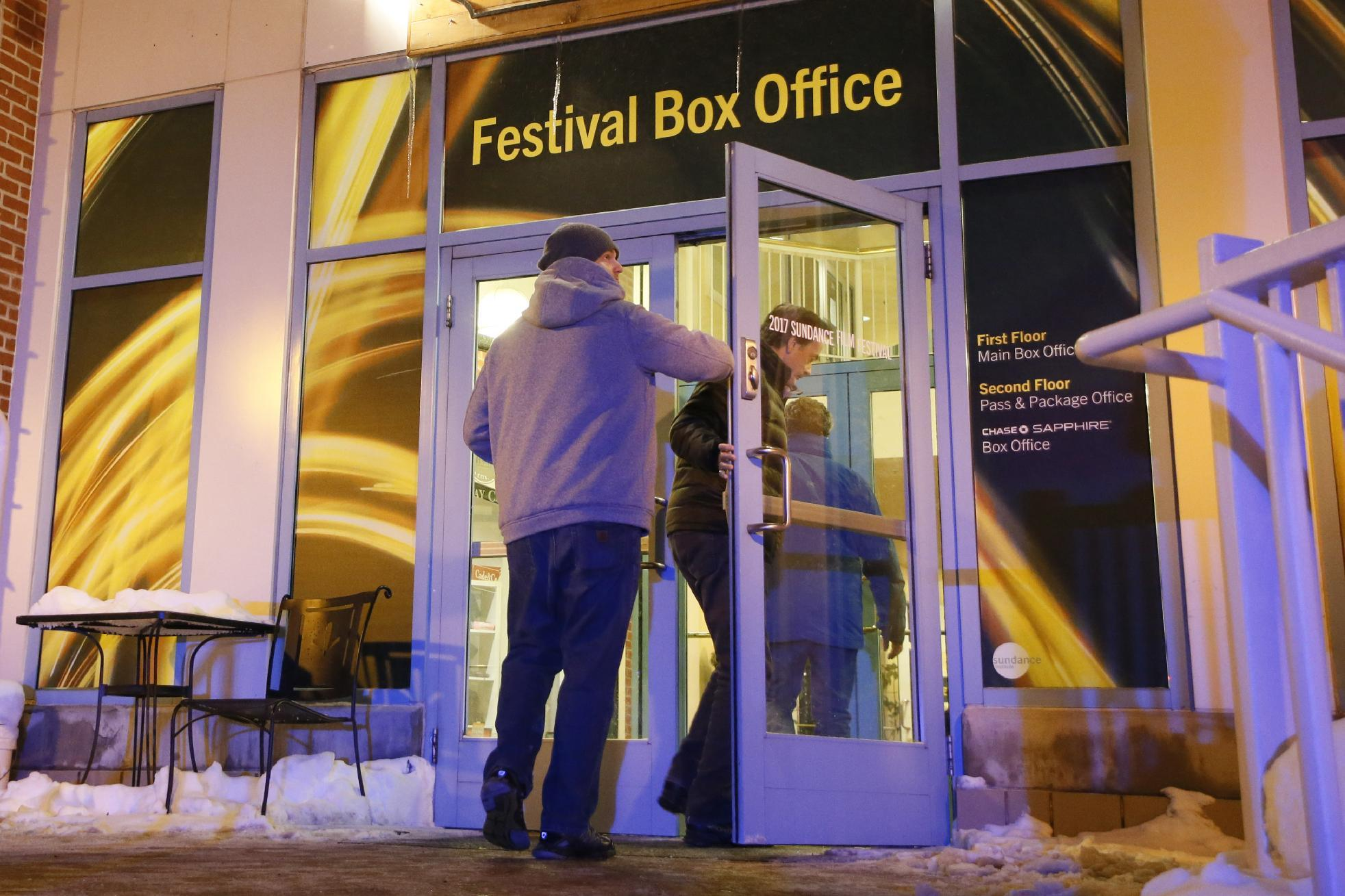 Cyberattack on Sundance briefly shutters box office