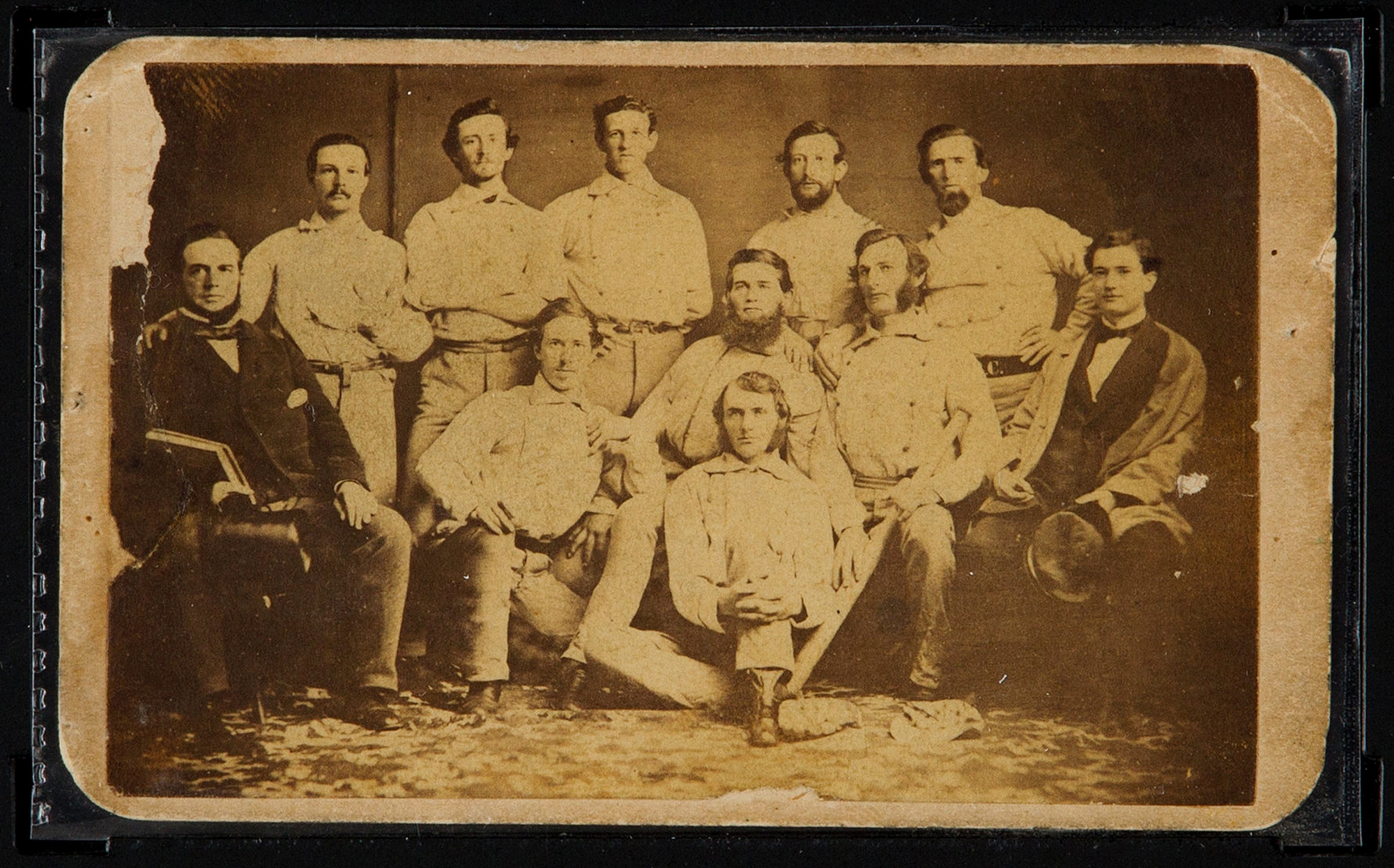 1860s baseball card fetches $179,000 at auction