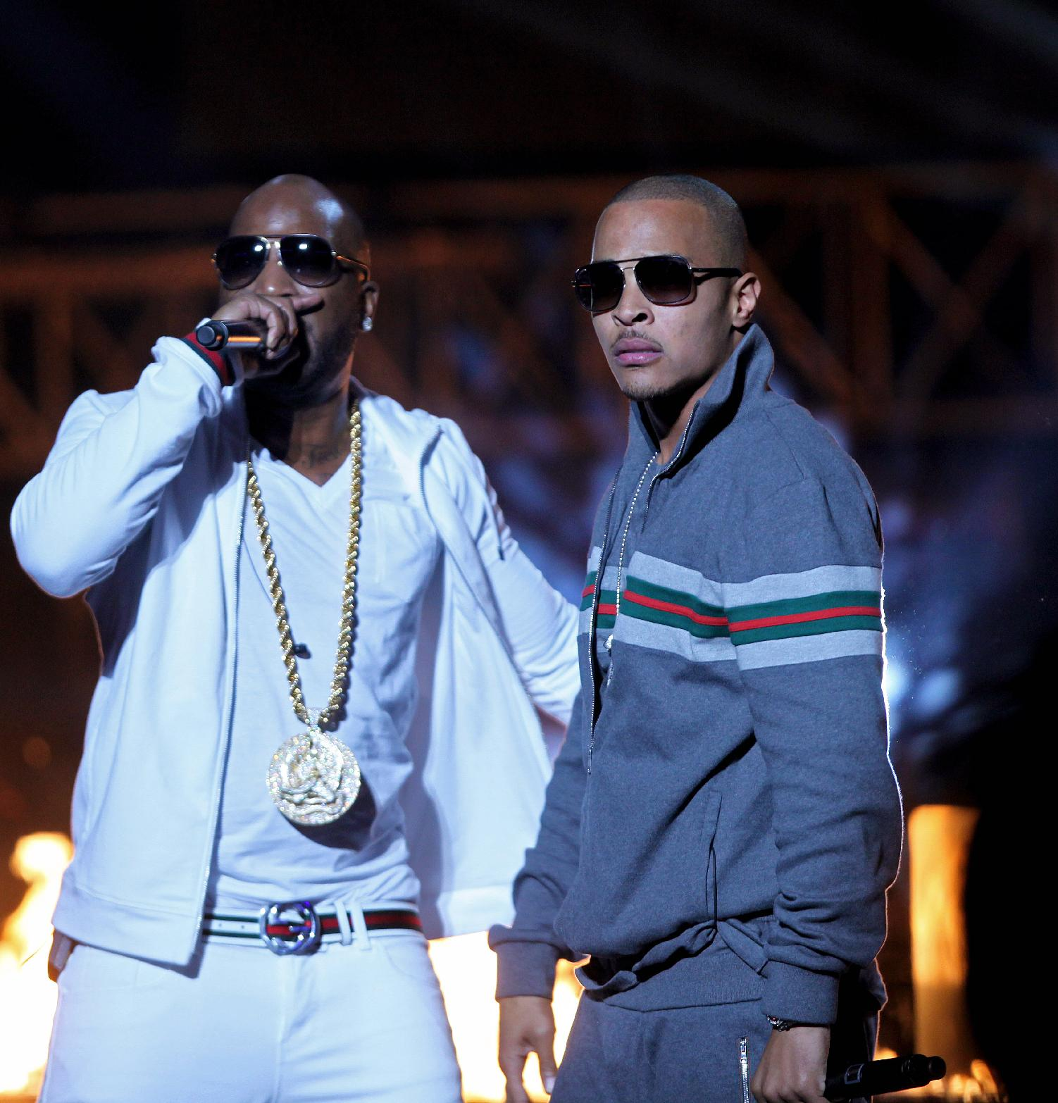 Cops: 2 shot at T.I., Young Jeezy party in N. Carolina club
