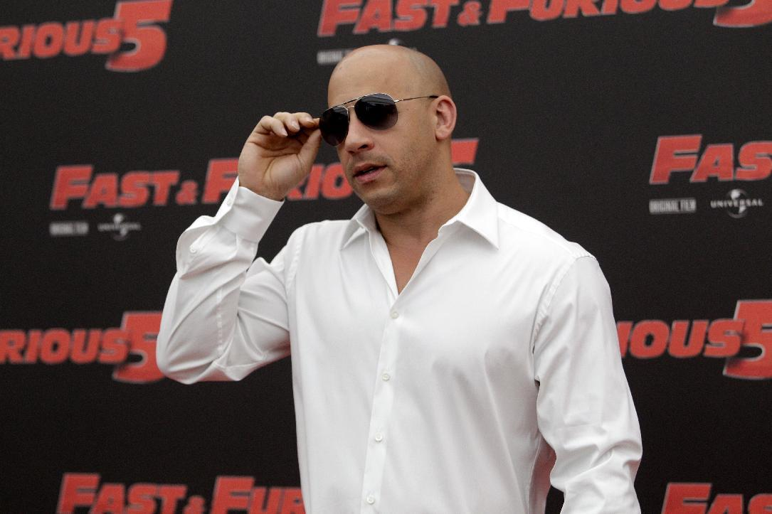 Vin Diesel says Oscars weighted against action films