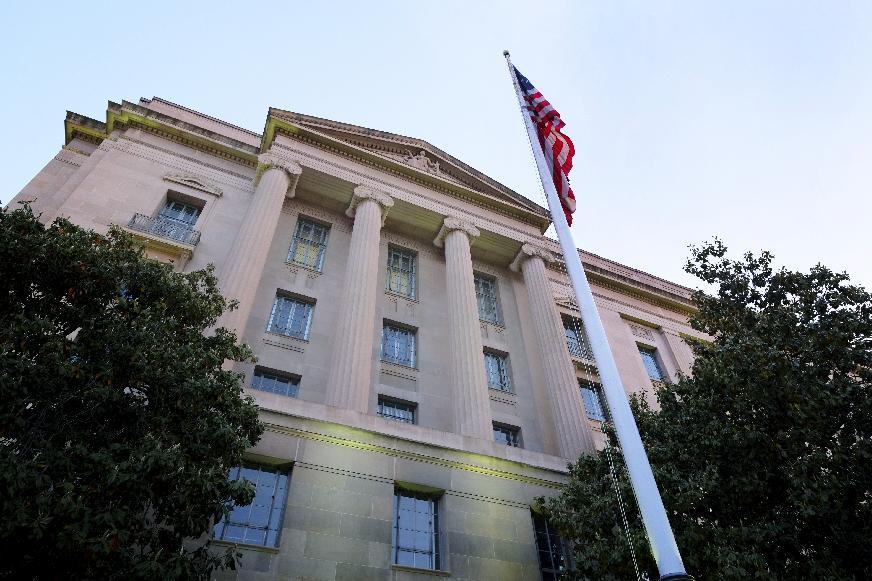 APNewsBreak: US settles case over fake Facebook page